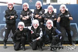 Gruppefoti Fasnacht 2011